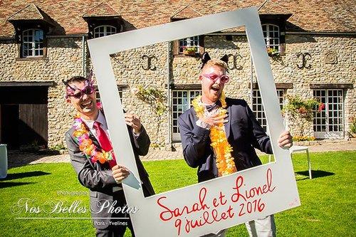 Photographe mariage - NOS BELLES PHOTOS - Aurélie - photo 9