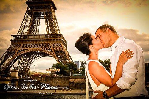 Photographe mariage - NOS BELLES PHOTOS - Aurélie - photo 5