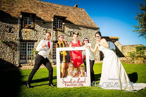 Photographe mariage - NOS BELLES PHOTOS - Aurélie - photo 8