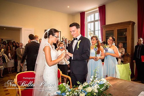Photographe mariage - NOS BELLES PHOTOS - Aurélie - photo 4