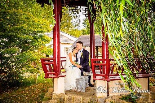 Photographe mariage - NOS BELLES PHOTOS - Aurélie - photo 3