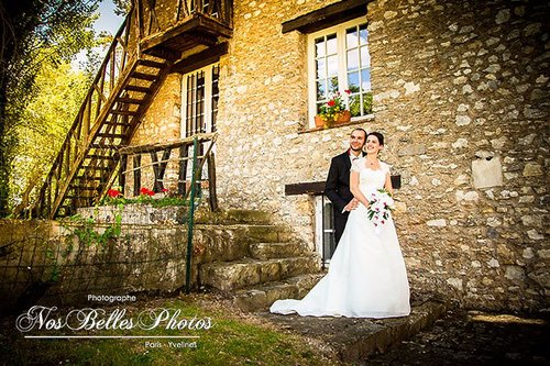 Photographe mariage - NOS BELLES PHOTOS - Aurélie - photo 12