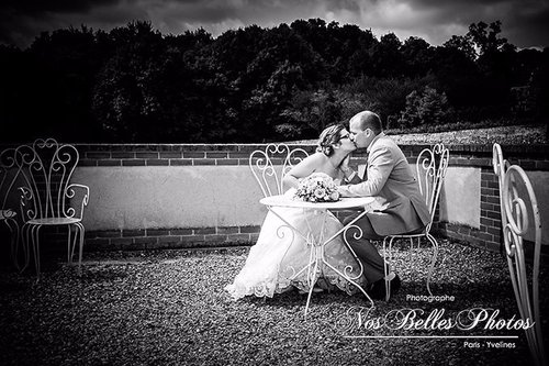 Photographe mariage - NOS BELLES PHOTOS - Aurélie - photo 1