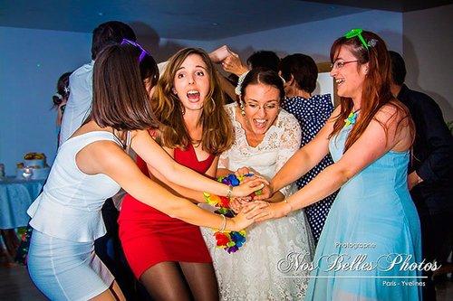 Photographe mariage - NOS BELLES PHOTOS - Aurélie - photo 2