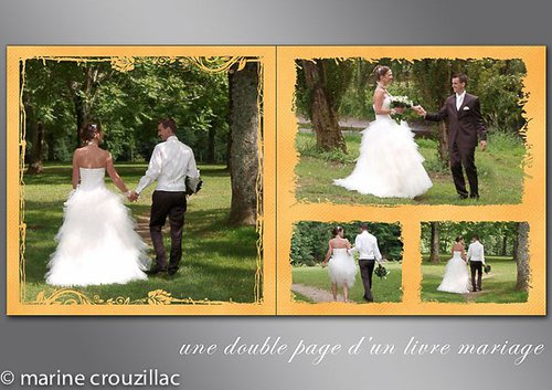 Photographe mariage - Crouzillac Photo Occitane - photo 10