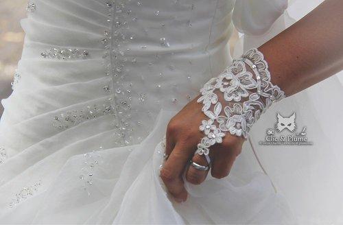 Photographe mariage - Clic & Plume - Carine CHARLIER - photo 14
