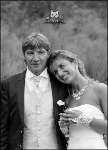 Photographe mariage - Clic & Plume - Carine CHARLIER - photo 13