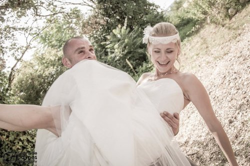 Photographe mariage - Charlotte Daynes - photo 9