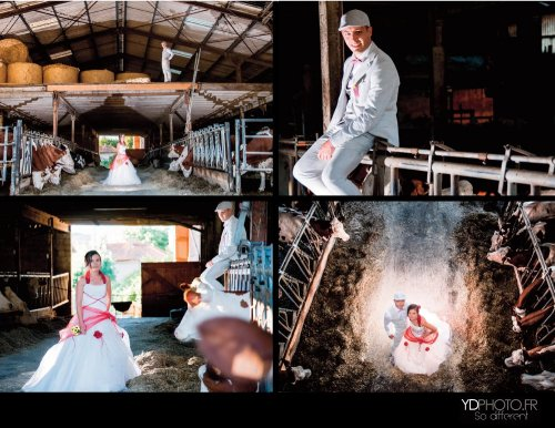 Photographe mariage - dauvergne yoann - photo 10