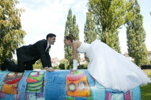 Photographe mariage - CLOTAIREF STUDIO  - photo 9