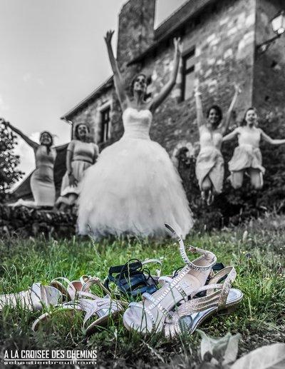 Photographe mariage - A LA CROISEE DES CHEMINS - photo 1