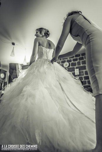 Photographe mariage - A LA CROISEE DES CHEMINS - photo 4