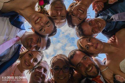 Photographe mariage - A LA CROISEE DES CHEMINS - photo 6