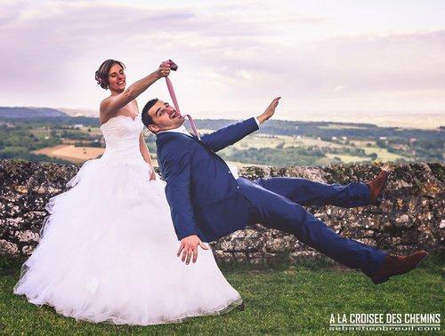 Photographe mariage - A LA CROISEE DES CHEMINS - photo 5