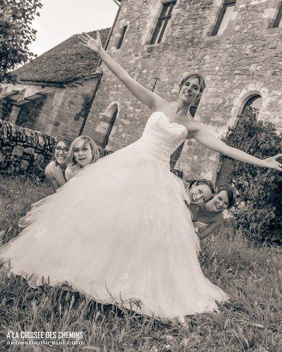 Photographe mariage - A LA CROISEE DES CHEMINS - photo 7