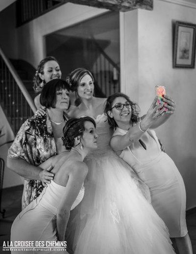 Photographe mariage - A LA CROISEE DES CHEMINS - photo 2