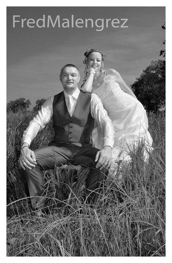 Photographe mariage - malengrez photographe vidéaste - photo 7
