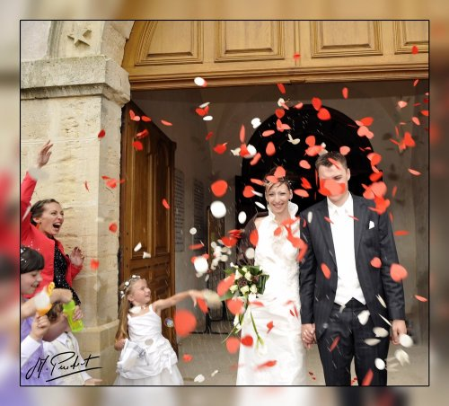 Photographe mariage - JEAN MICHEL PRUDENT - photo 12