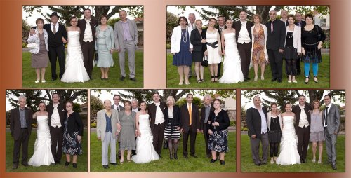 Photographe mariage - JEAN MICHEL PRUDENT - photo 26