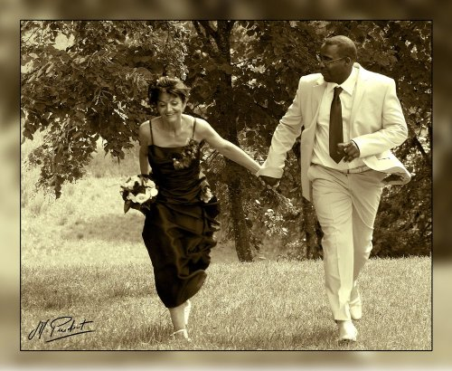 Photographe mariage - JEAN MICHEL PRUDENT - photo 19