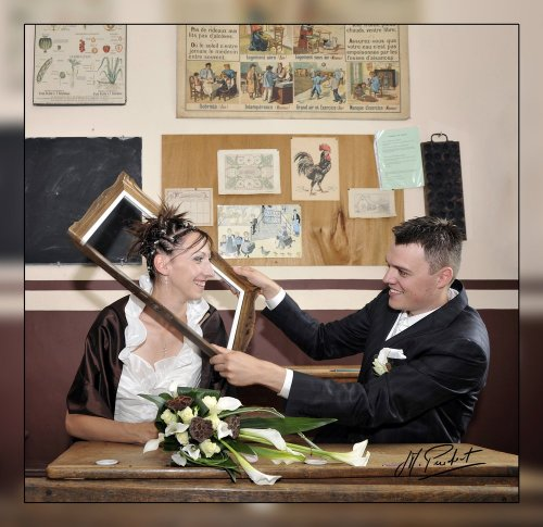 Photographe mariage - JEAN MICHEL PRUDENT - photo 7