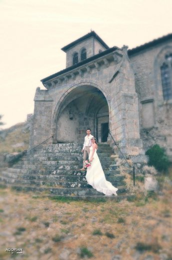 Photographe mariage - Agopian Studio - photo 10