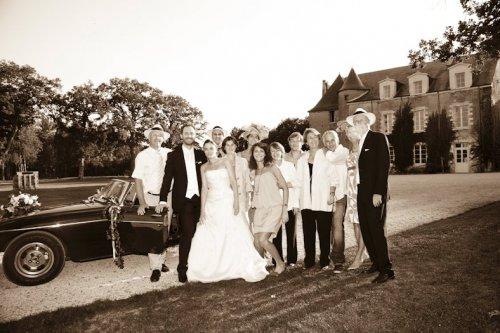 Photographe mariage - OLIVIER LOIRAT -  WEBPORTAGE - photo 29