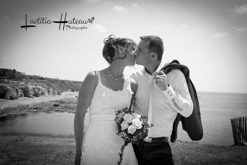 Photographe mariage - HUTEAU Laetitia - photo 6