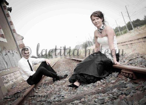 Photographe mariage - HUTEAU Laetitia - photo 11