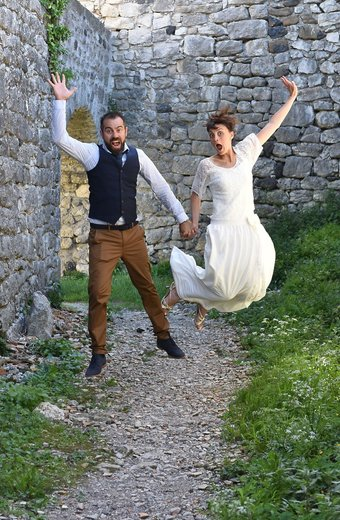 Photographe mariage - VERONIQUE CHAPELLE - photo 13