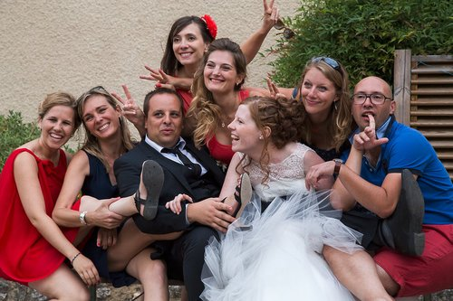 Photographe mariage - Laure DELHOMME - photo 47