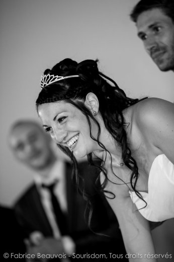 Photographe mariage - Studio Sourisdom - F. Beauvois - photo 22