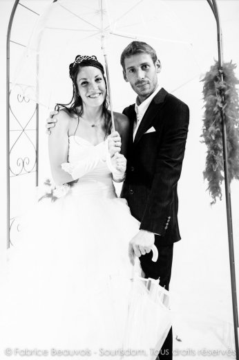 Photographe mariage - Studio Sourisdom - F. Beauvois - photo 27