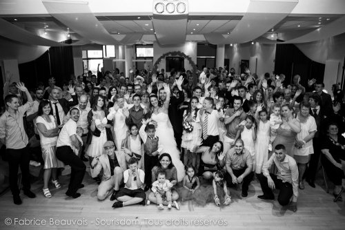 Photographe mariage - Studio Sourisdom - F. Beauvois - photo 24