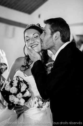 Photographe mariage - Studio Sourisdom - F. Beauvois - photo 19
