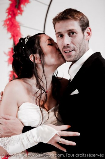 Photographe mariage - Studio Sourisdom - F. Beauvois - photo 25
