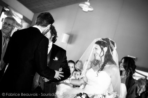 Photographe mariage - Studio Sourisdom - F. Beauvois - photo 12
