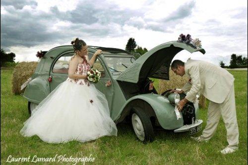 Photographe mariage -  Laurent Lamard Photographe - photo 9