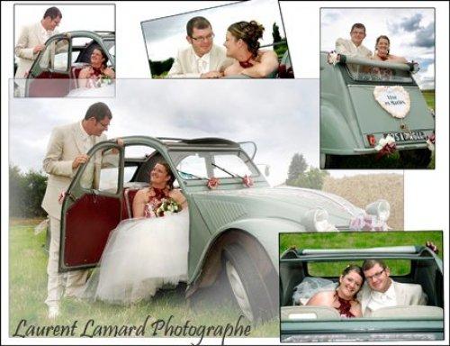 Photographe mariage -  Laurent Lamard Photographe - photo 15