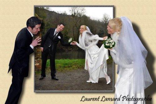 Photographe mariage -  Laurent Lamard Photographe - photo 16
