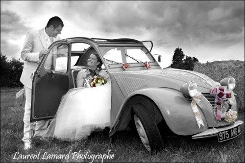 Photographe mariage -  Laurent Lamard Photographe - photo 10