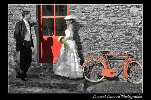 Photographe mariage -  Laurent Lamard Photographe - photo 5