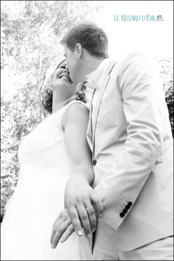 Photographe mariage - Le Regard d'Emi  - photo 11