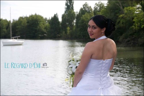 Photographe mariage - Le Regard d'Emi  - photo 3