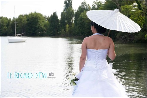 Photographe mariage - Le Regard d'Emi  - photo 5