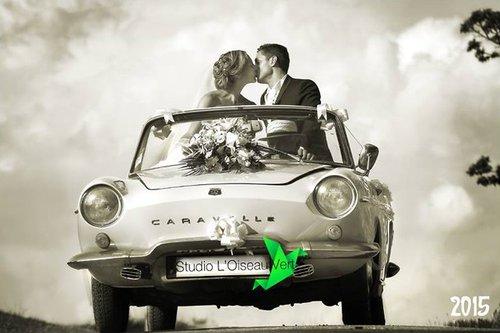 Photographe mariage - Studio L' Oiseau Vert - photo 61
