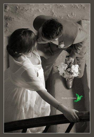 Photographe mariage - Studio L' Oiseau Vert - photo 66