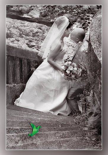 Photographe mariage - Studio L' Oiseau Vert - photo 81