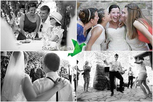 Photographe mariage - Studio L' Oiseau Vert - photo 97