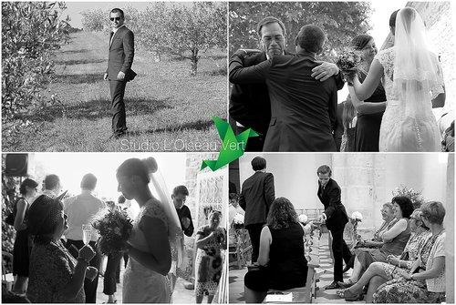Photographe mariage - Studio L' Oiseau Vert - photo 95